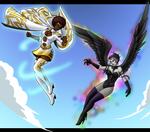Soul Train vs. Eldrix