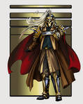 HIS MAGNIFICENCE LORD KASIMIR by plangkye