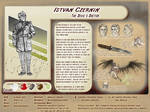 Character Profile: Istvan Czernin