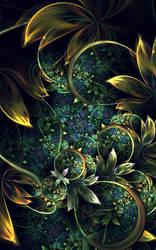 Nightgarden by plangkye