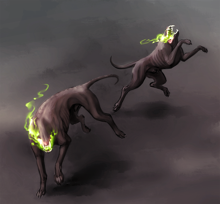 Yeth Hounds