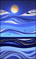 Sunshine Seas by plangkye