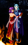 Mages' Dance: Fire and Stars