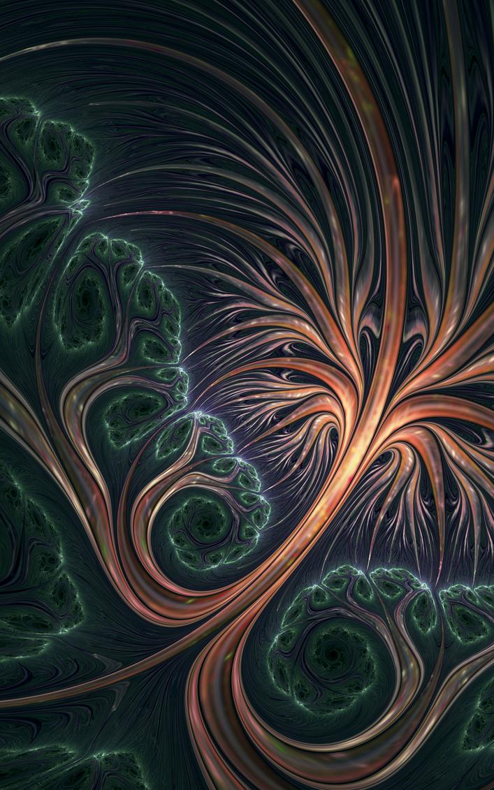 a liquid tree by plangkye