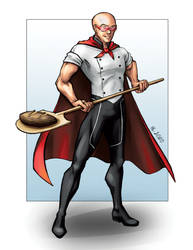 Commission: Chef Hero