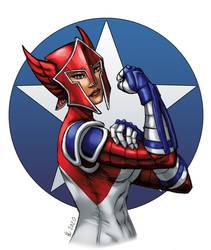 Commission - Liberty Vanguard