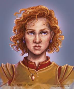 The Lioness (Alanna of Trebond)