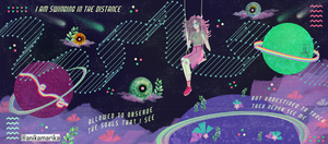 Endless distance {My fb cover xd}