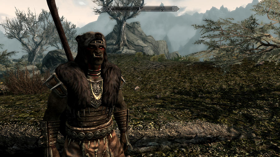 skyrim orc wallpaper - photo #11