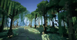 Minecraft is a beautiful place