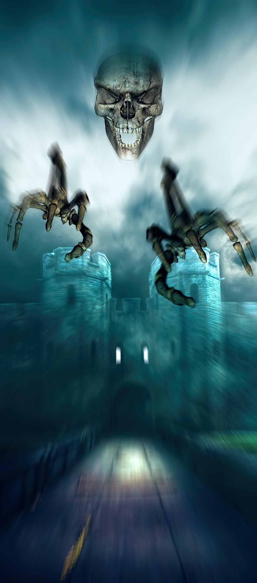Skeletron by DarkHorses90