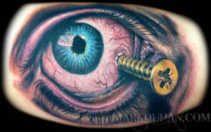 Screw Eye by amduhan
