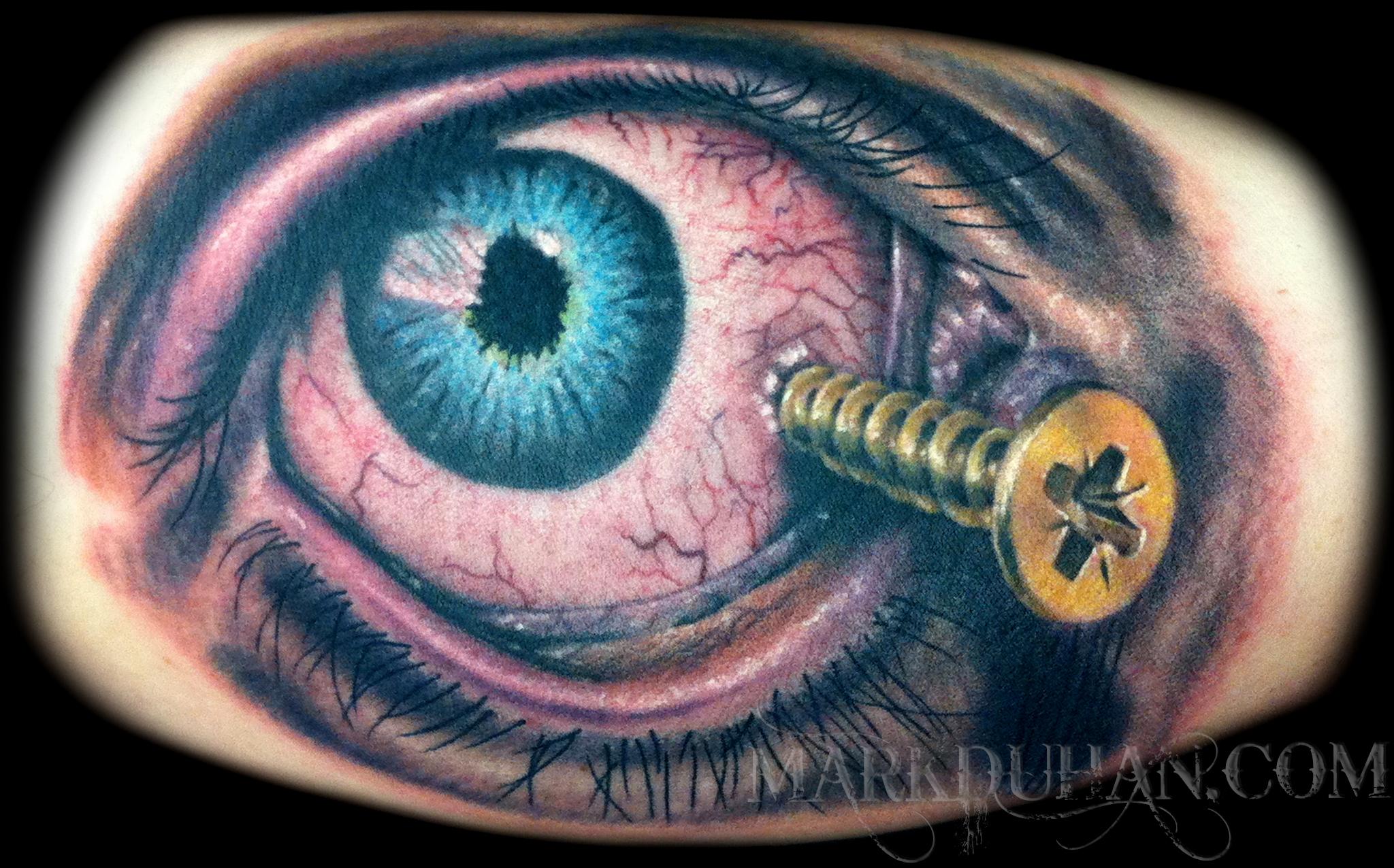 Screw Eye by amduhan