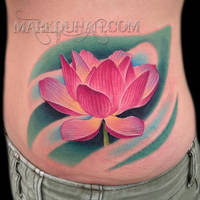 Lotus Wind by amduhan