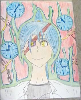 Myne Dracobirn Drawing