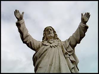Jesus Christ 2 by blackorchid