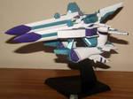 YAM-008-2 Altelion - Flight mode by carlospenajr
