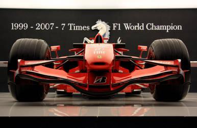 Ferrari F1 by Fanf