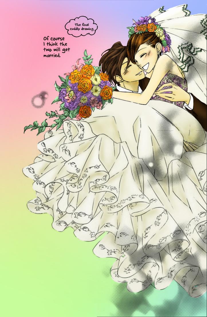 Wedding Ouran High School Host Club By Youowemeasoda On