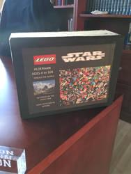Star Wars Lego Alderaan set by BaronNeutron