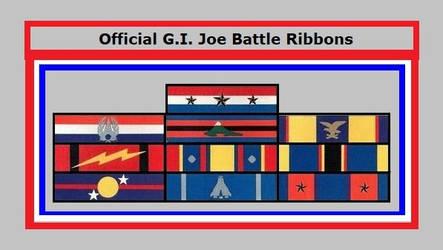 G.I. Joe Battle Ribbons
