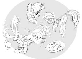 Twi Sketches by Raveneesimo
