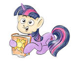Orel's A Clever Pony