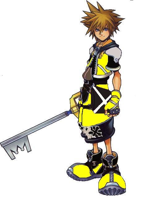 Sora - Master Form by Sora-in-my-pants on DeviantArt
