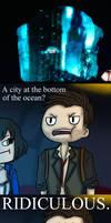 Bioshock Infinite -Spoiler?- by Sora-in-my-pants