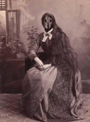 Forlorn Mrs. Corkface by fthrake