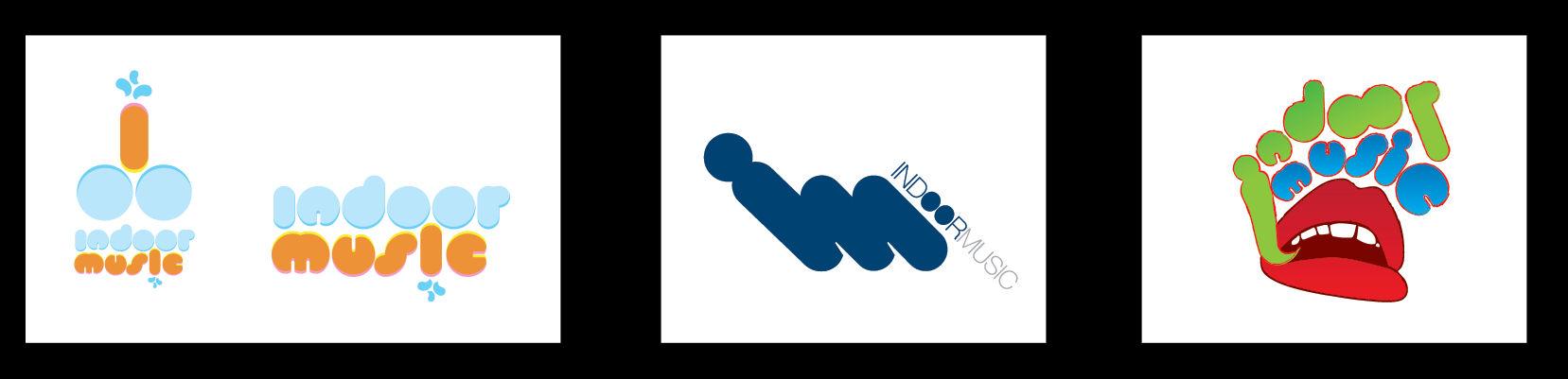 indoor music logo