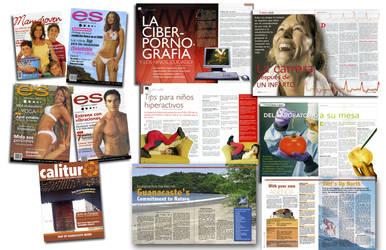 editorial design by mrbobcr