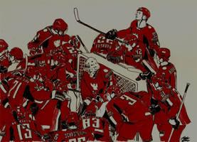 Hockey VI by Skokut