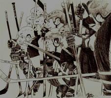 Hockey I by Skokut