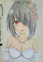Kurumi Tokisaki ( Clone ) by Carcoff