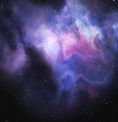 Apophysis Nebula Practice by robbinblind