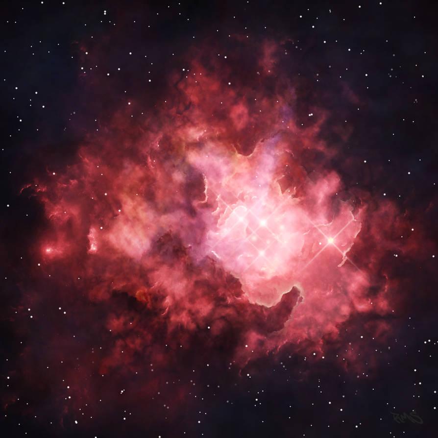 Stellar Nursery by robbinblind