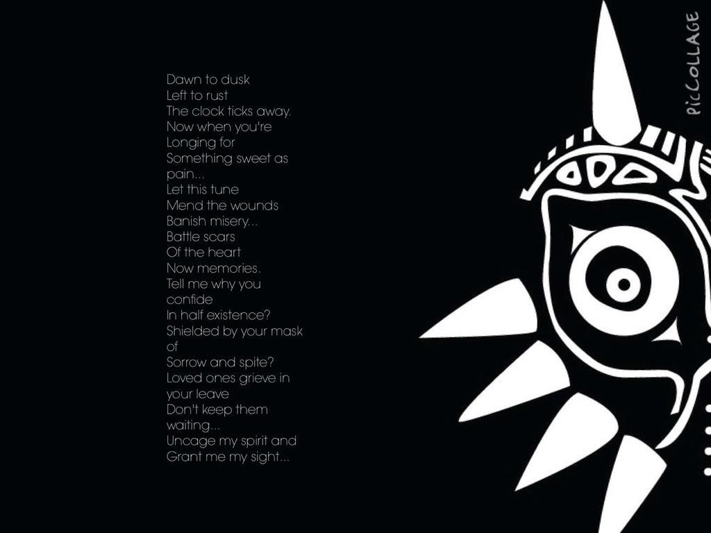 Lyrics from the cartoon Cold Heart 69