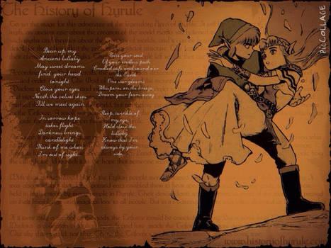 Zelda's Lullaby (Original Lyrics)