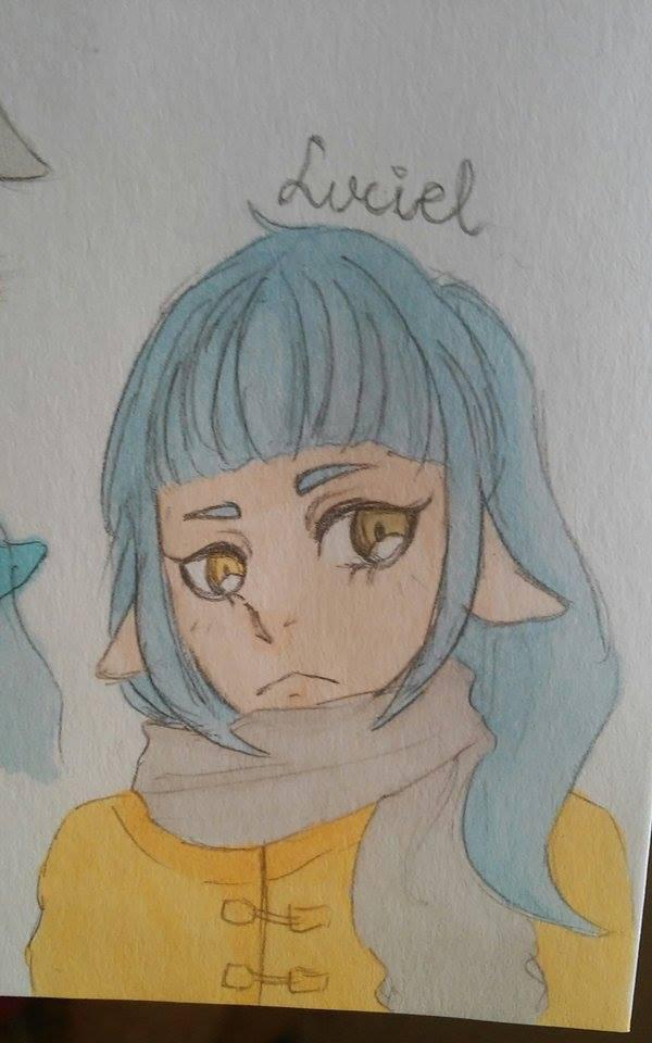 Luciel .3. by GarekiART