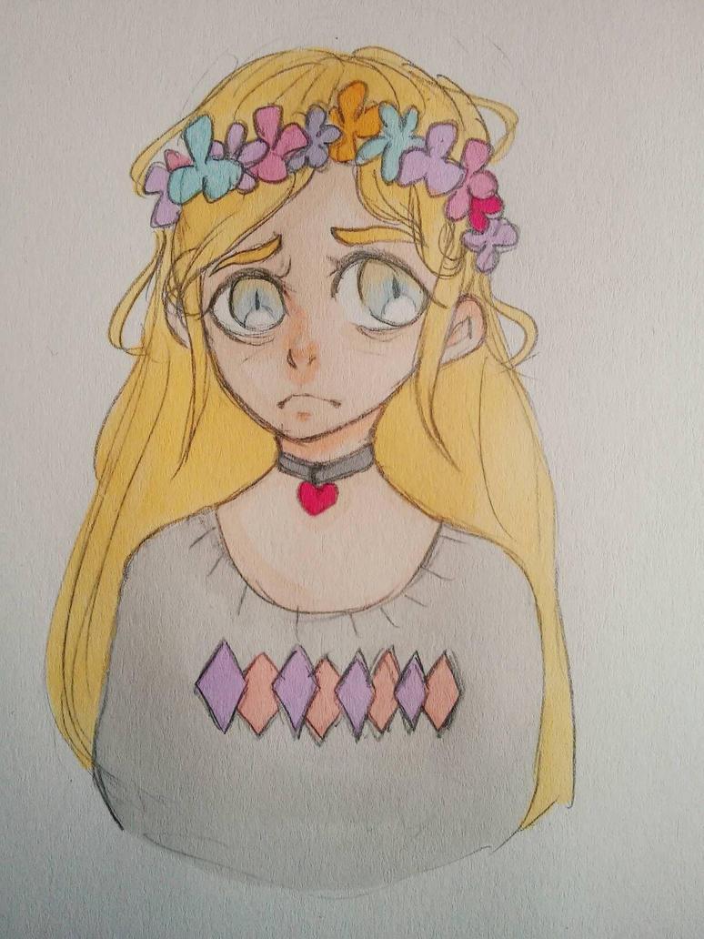 Blondie  by GarekiART