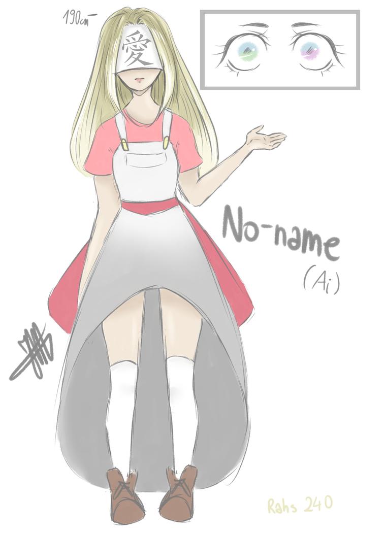 No-name by GarekiART