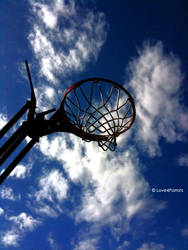 Shoot some hoops. by KrazyRatLady