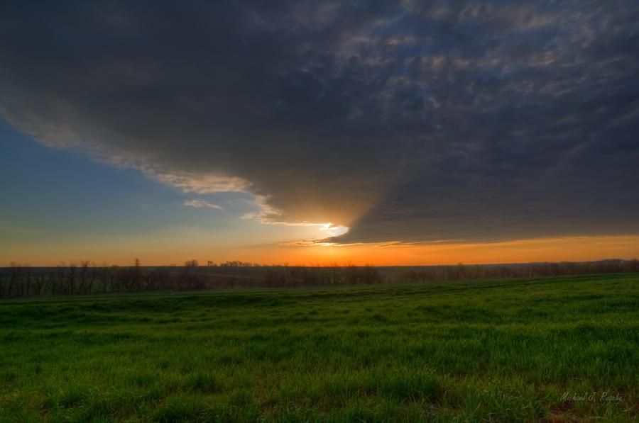 Kansas Skies Pt. 2 by mjrusche