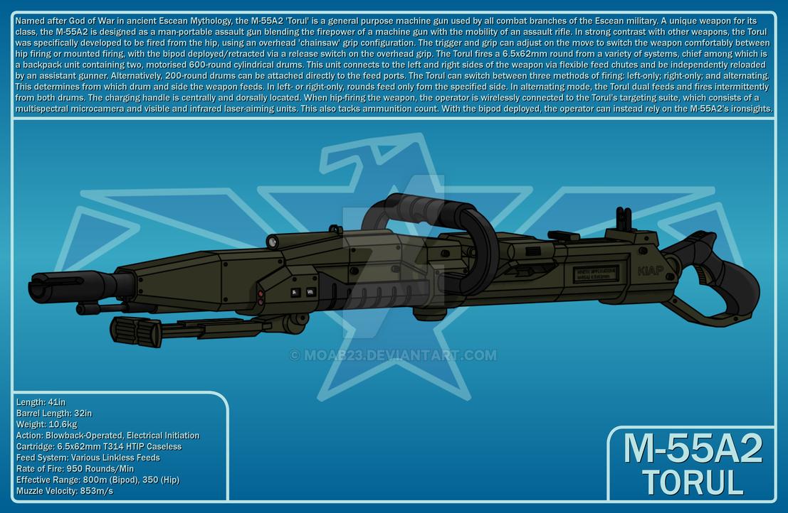 M-55A2 Torul by MOAB23