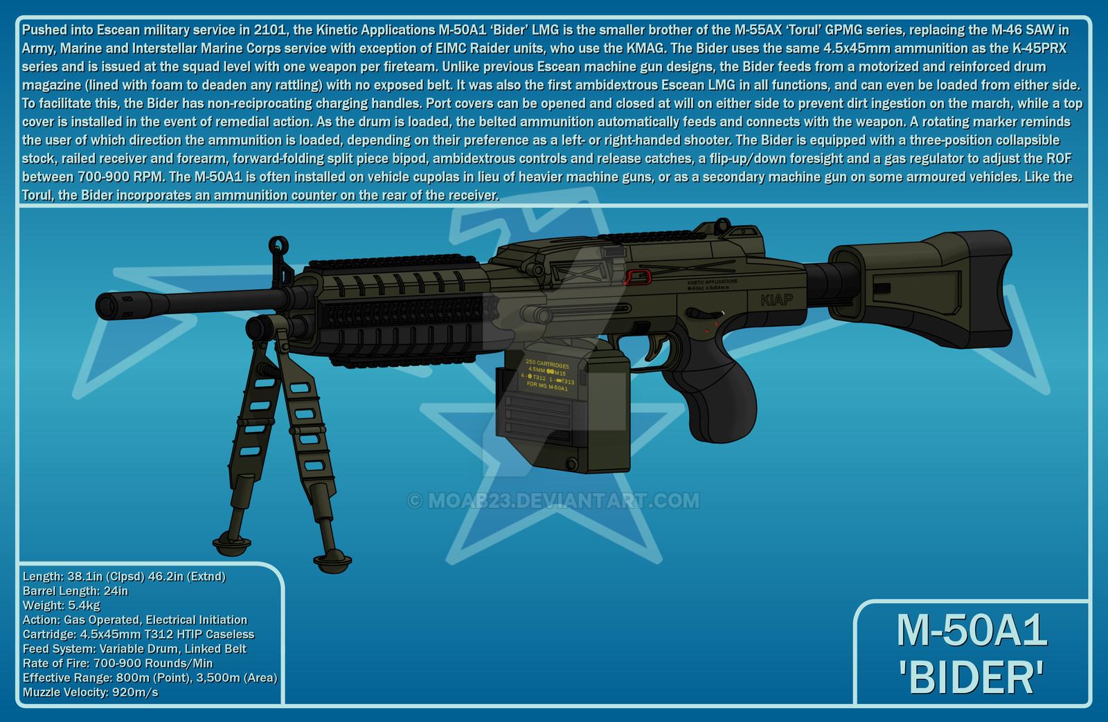 M-50A1 Bider by MOAB23