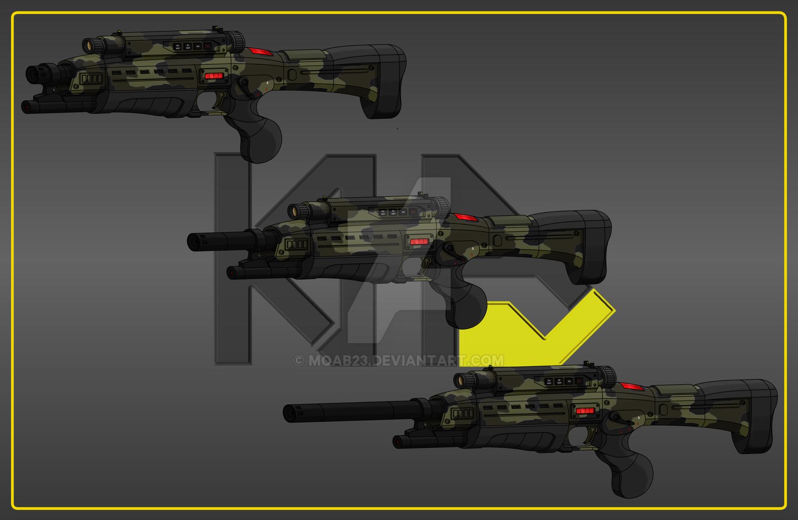 X-1 KAR by MOAB23