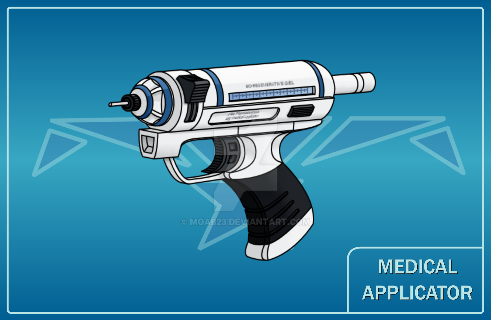 Medical Applicator by MOAB23