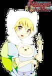 Adventure Time~ Finn render