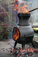 Chimnea stock by jennyraepip